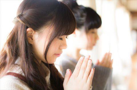 ゆか_祈り